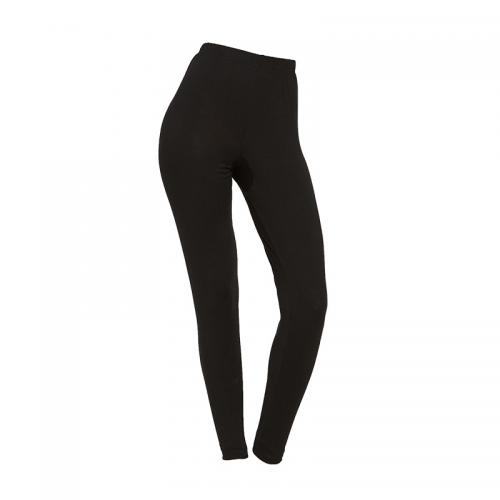 421697 Modal <strong>Plus</strong> Size Women Leggings plain dyed