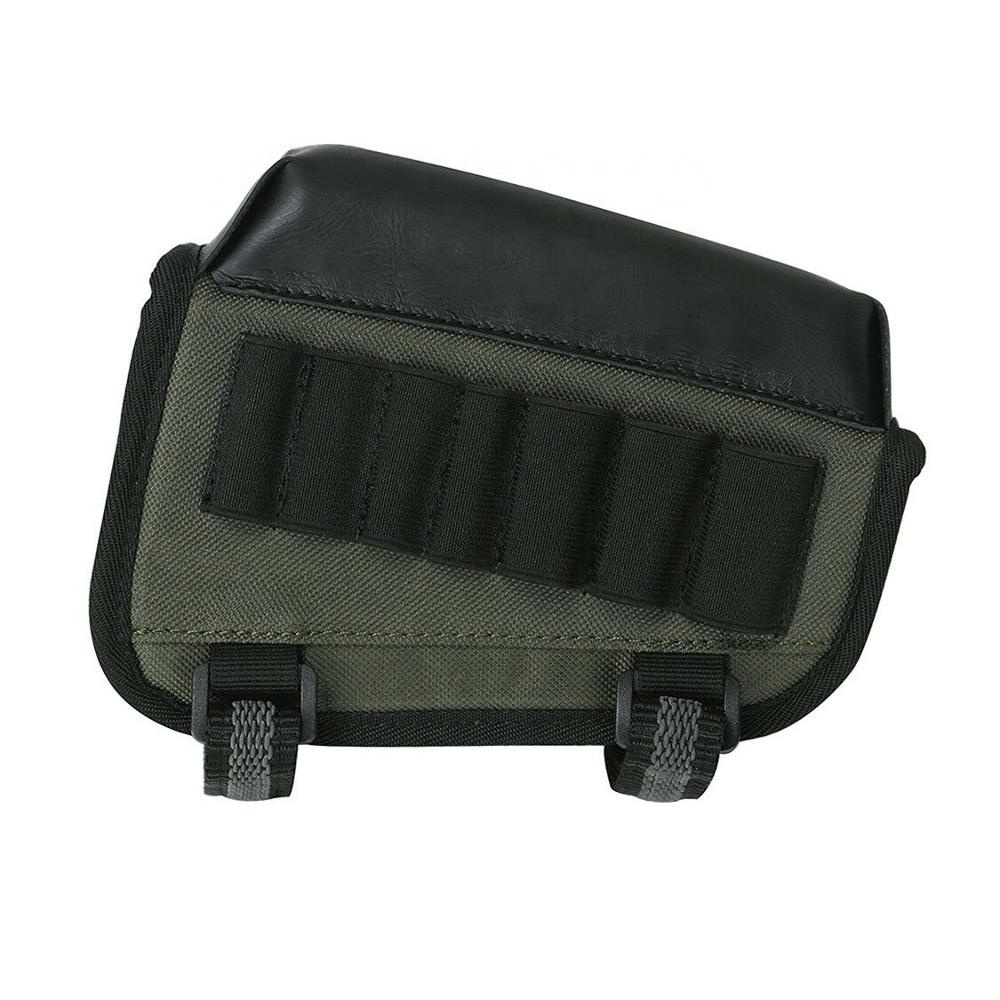 Tourbon Rifle/Shotgun Ammo Holder Cheek Riser Rest Pad for Buttstock