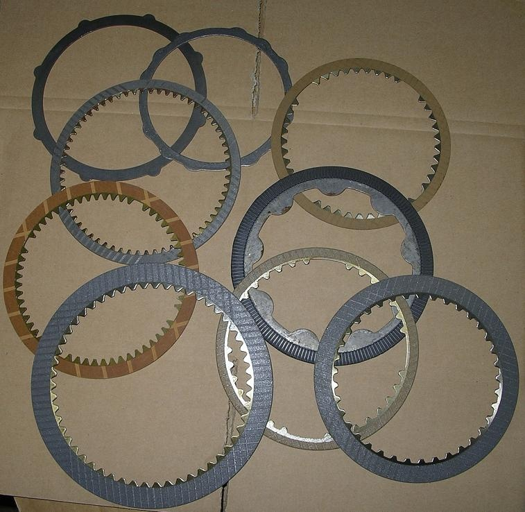best quality excavator parts <strong>friction</strong> plate for sale