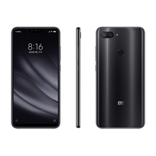 "Original Xiaomi Mi 8 Lite 6GB 128GB Mi8 Lite Smartphone 24MP Front Camera Snapdragon 660 AIE Octa Core 6.26"" Full Screen"