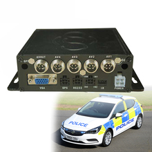High Quality <strong>4</strong> <strong>channel</strong> 1080P vehicle mobile <strong>dvr</strong> camera mdvr kits