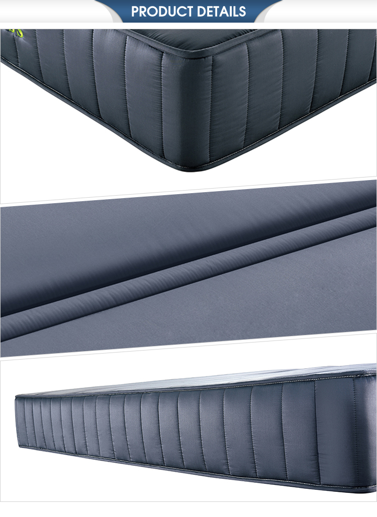 Wholesale supply cheap tencel fabric compressed memory foam baby mattress - Jozy Mattress   Jozy.net