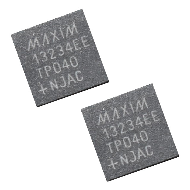 Integrated Circuits Interface - Drivers, Receivers, Transceivers MAX13234EETP+T for original stock