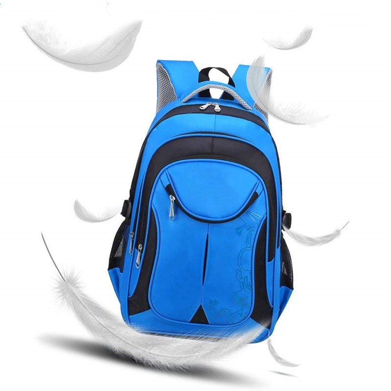 Custom Lightweight School bookbag Casual Daypack Bag Kids School Backpacks