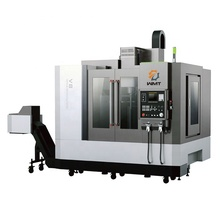 V8 high speed machining center metal