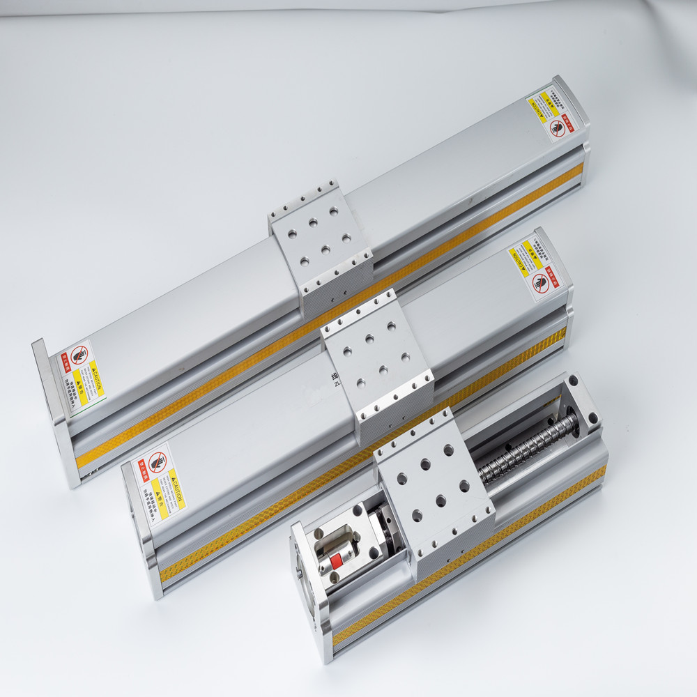 Ball Screw Drive Linear Module Sliding Table Slide Linear Stage For X <strong>Y</strong> Z Linear Stage