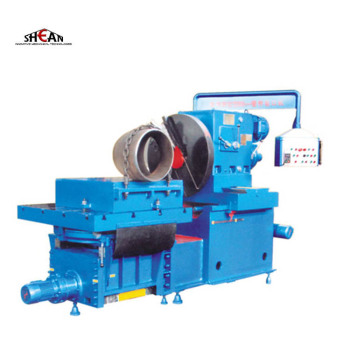 Butt welding pipe beveling machine