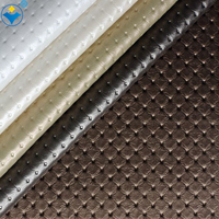 Cheapest soft 0.9mm artificial pvc leather fabric for furniture
