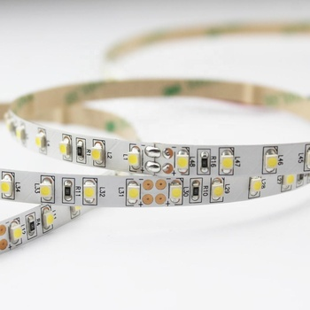 8mm Narrow PCB Hot Sale Indoor Single Color Dimmable 96leds/m 7.7W SMD3528 LED Strip Light