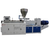 Plastic hot melt extruder machine
