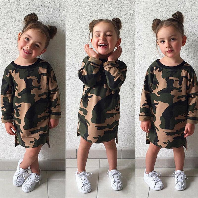 2019 toddler girl Winter dresses autumn Long sleeve kids dresses for girls children princess dress baby girl Costume for party