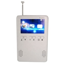 3.2 inch Portable oneseg TV Radio ,Portable digital isdb-t tv, Pocket TV with radio