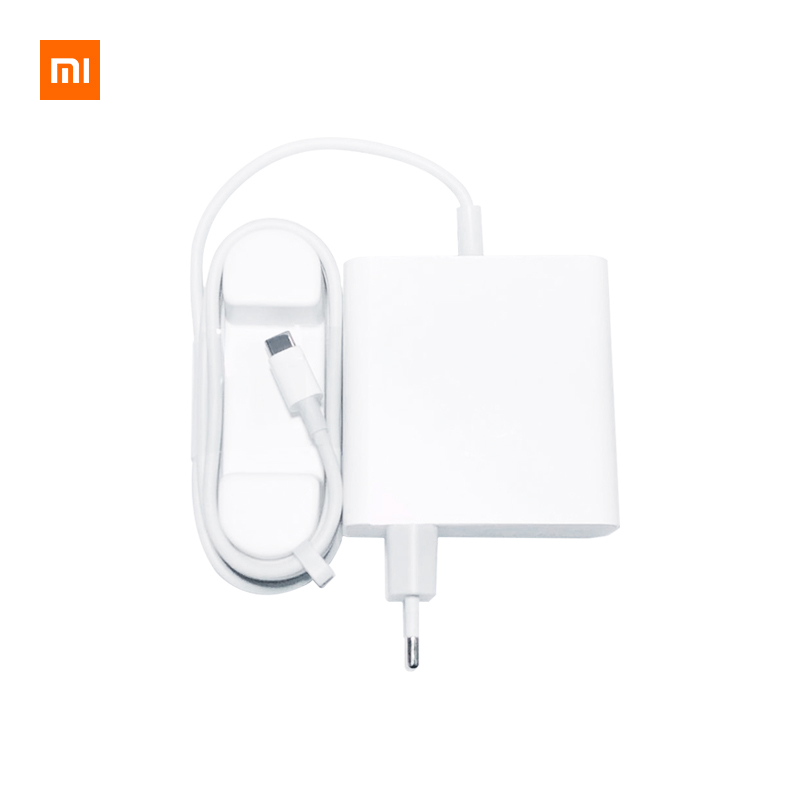 Original Xiaomi Mi 45W 65W EU Laptop Charger USB-<strong>C</strong> Output Rate Socket Power adapter Type-<strong>C</strong> Port Charger For redmi note 9s Mi <strong>10</strong>
