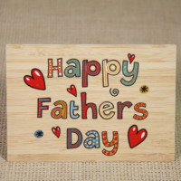 3d laser cutting greeting card