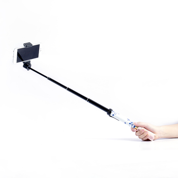 New Aluminum Alloy Long Flexible Foldable Extendable Wireless Bluetooth Handheld Mobile Phone Selfie Stick Monopod