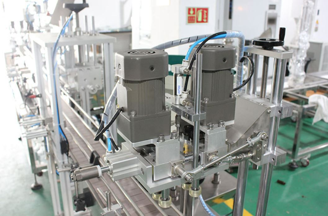 Automatic Honey Coffee Bottle Filling Production Line XBGZX-6L-500N