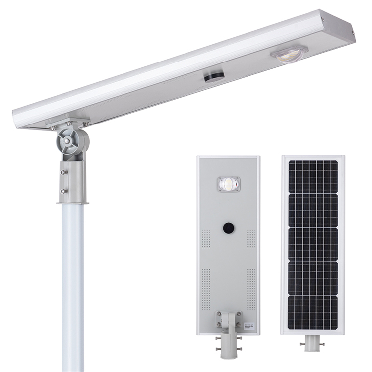 super bright 5m pole mount motion sensor 30w solar powered outdoor street lights