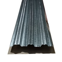 galvanized steel floor decking sheet with different width