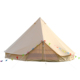 Factory Sale 3m 4m 5m 6m Large Size Canvas Tent 5+ Person Bell Tents With Stove Hole