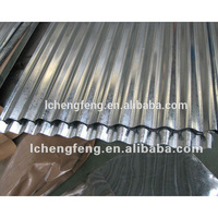 Building and construction Cold Rolled corrugated metal roofing sheet