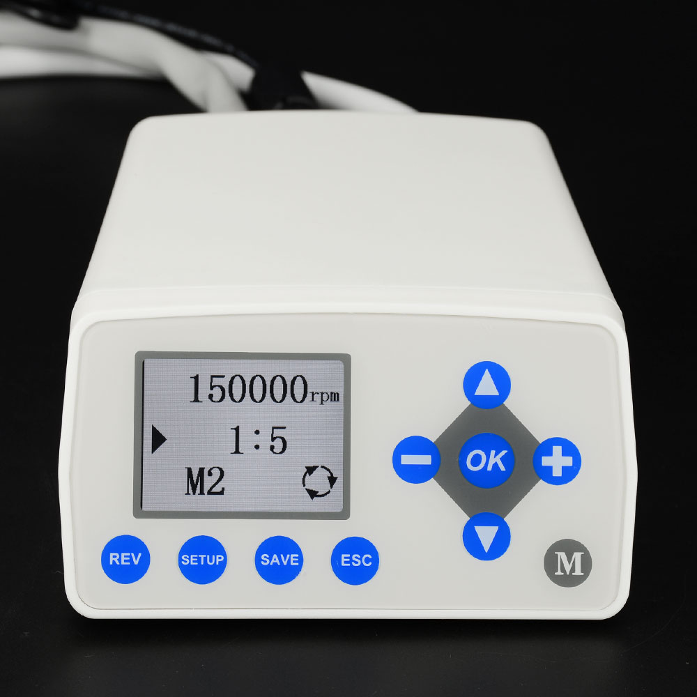 Dental clinic brushless micro-motor unit system