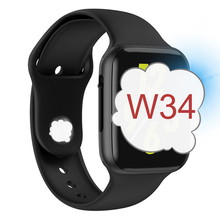 2019 IWO 10 9 8 mobile touch screen wireless <strong>smart</strong> <strong>watch</strong> series 4 44mm 1:1 sport heart rate monitor smartwatch w34