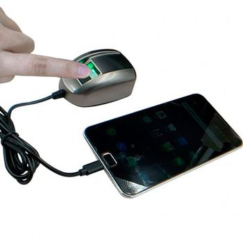 HF HF4000 Biometric USB Fingerprint Scanner with Windows SDK