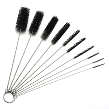 Wholesale Nylon Tube Cleaning <strong>Brushes</strong> Set of 10 Cleaning <strong>Brush</strong>