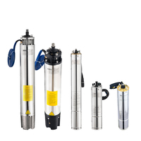 Chinese Multistage High Quality 6 Inch Cooling 3 Phase Submersible Pump Price For Agricultural