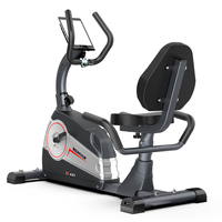 2020 new products equipment cycle machine magnetic 10 kg wheel desk bike exercise