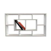 Fashionable Modern Design Customized Wall Book Storage <strong>Shelf</strong>