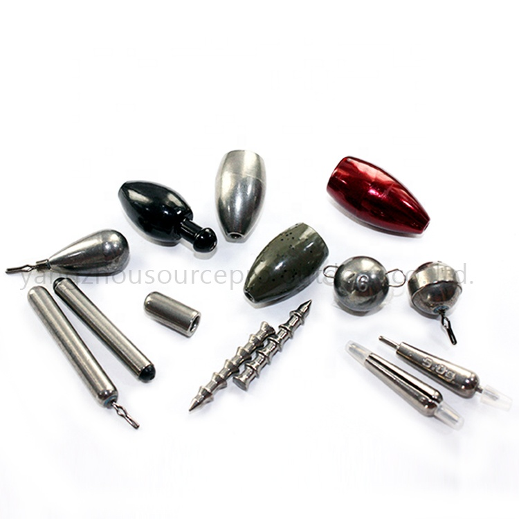 Factory wholesale high quality <strong>fishing</strong> tungsten weights for bass <strong>fishing</strong>