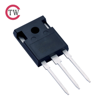 High Efficiency 650V 22.5A N-Channel TO-220F Transistor Mosfet Gate Driver
