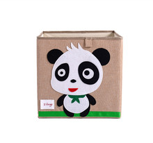 Ins hot selling kids storage box home storage holders