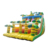 Hippo Inflatable Big Water Slide Amusement Playground For Sale