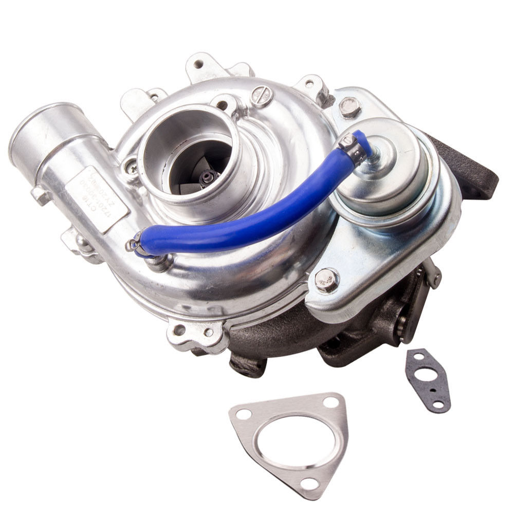 Complete turbine 17201-30030 17201-0L030 17201-30120 balanced For Toyota Hiace 2.5 D4D 2KD-FTV 75 Kw / <strong>102</strong> HP CT9 turbocharger