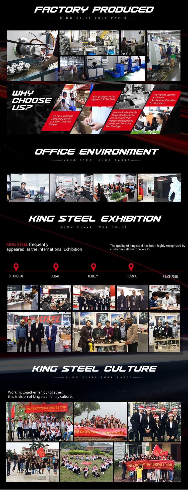 KINGSTEEL AUTOPARTS Front brake caliper for HILUX REVO 2014 47730-0K140 47750-0K140