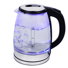 Yonsa Free Sample Large Capacity 110V 1.7L 1.8L Glass Stainless Steel Water Tea Parts Electric Kettle