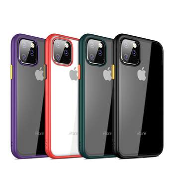 Shock Proof Phone Case For iPhone 11,Smartphone Back Cover Mobile Cases For iPhone 11 Pro Max