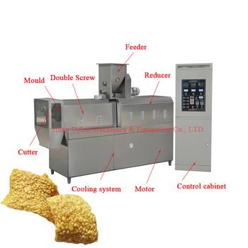 Buckwheat rice crispy cracker making machine
