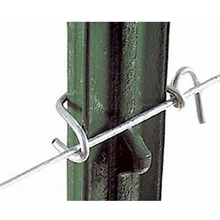 Metal Steel Studded T Post with Stabilizer Plate