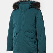 2020 Hot blakey warm padded jackette for <strong>men</strong> removeable hood China factory