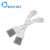 Universal White Long Handle Scraper Cleaning Tool Brush for Robot Vacuum Cleaner