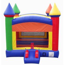 Custom order commercial PVC inflatable castle for Children