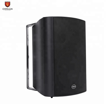 "Chnlan BT50 Indoor 5"" 30W 2-way Stereo Powered Active Wireless Bluetooth Wall Speaker"