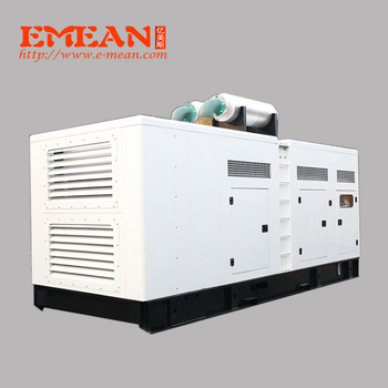 silent generator with canopy three phase 420 kva diesel generator