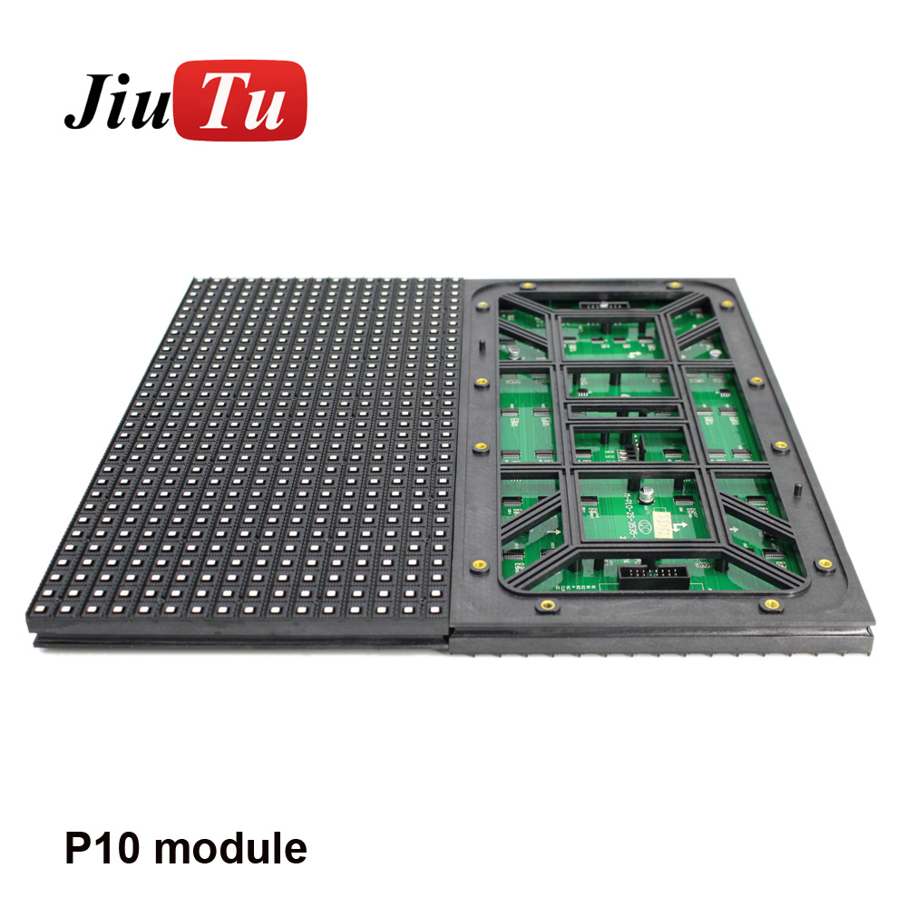 SMD HD Full Color outdoor <strong>P10</strong> LED Display Panels/Modules For 640*640,960*960mm Cabinet