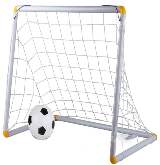 port soccer equipment steel handball goal