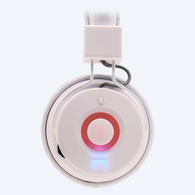 Wireless and Wired On-Ear Nia Headphone with LED lights , Micro SD/TF card/Fm Radio Play support boat headphone NIA <strong>X10</strong>