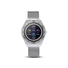 New Arrivals 2018 Women Metal Aluminum Android BT Cheap China Smartwatch N9 2019 with Sim TF Card Camera Blue tooth Pedometer